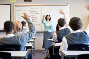 Encouragement to Scripture Teachers